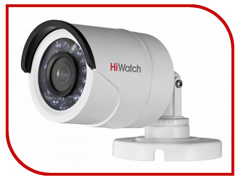 Аналоговая камера HiWatch DS-T100 6mm