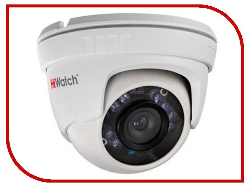 AHD камера HiWatch DS-T203 3.6mm ahd камера zodikam ahd10 white