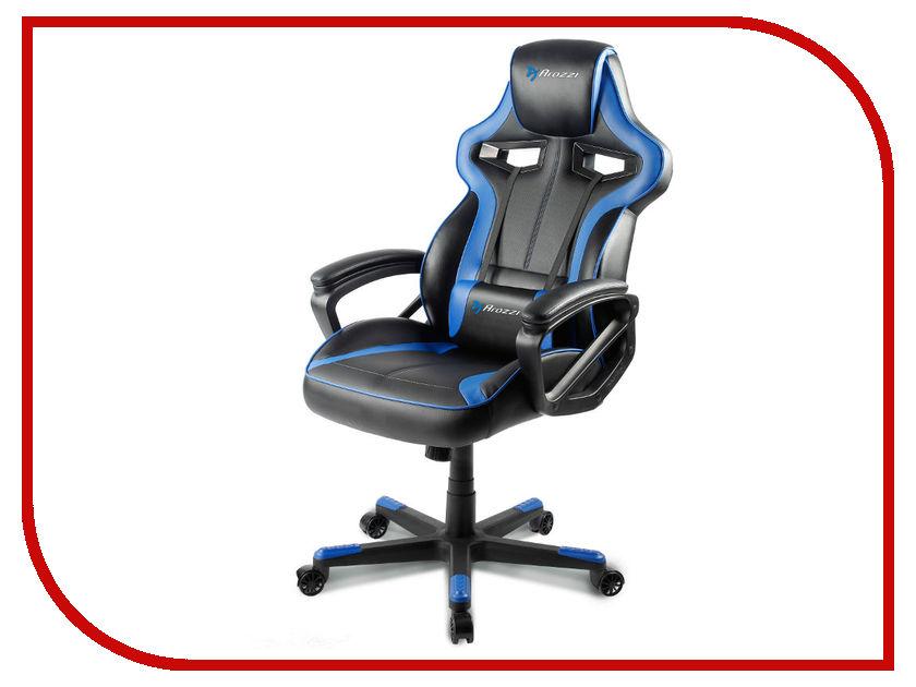 Компьютерное кресло Arozzi Milano Blue dxseat v44 xb компьютерное кресло blue
