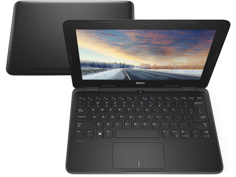 Ноутбук Dell Inspiron 3180 3180-2099 (AMD A9-9420e 1.7 GHz/4096Mb/128Gb SSD/No ODD/AMD Radeon/Wi-Fi/Cam/11.6/1366x768/Linux) цены
