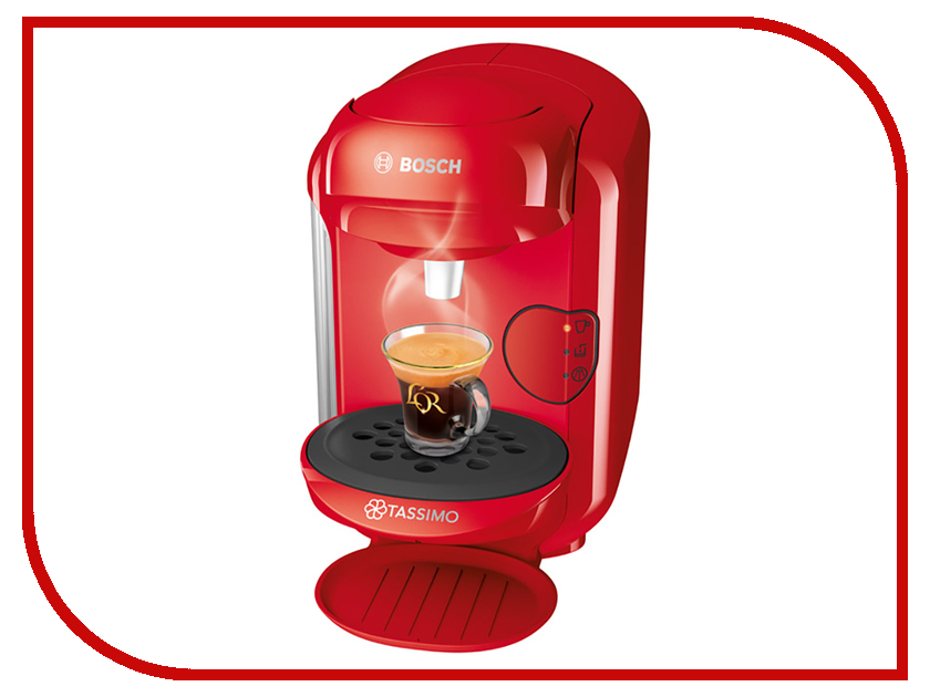 Кофемашина Bosch TAS 1403 кофеварка bosch tas 1402 1403 1404 1407 tassimo