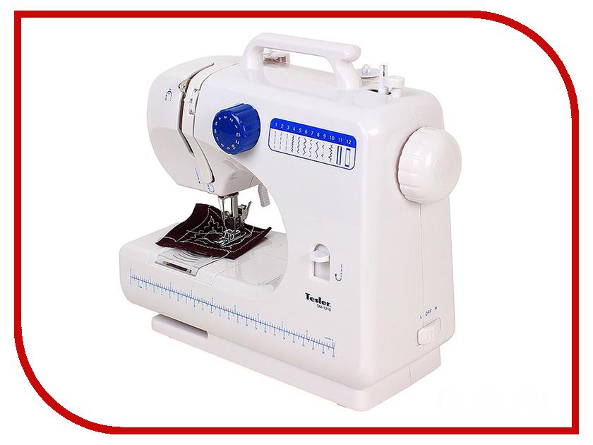 Швейная машинка Tesler SM-1210 все цены