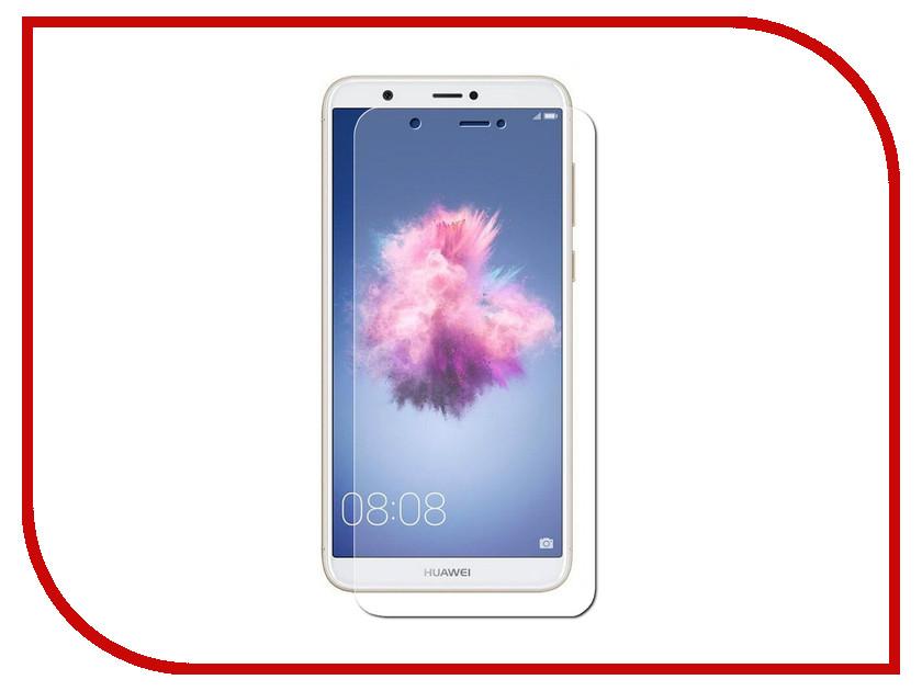 Фото - Аксессуар Защитное стекло для Huawei P Smart/Enjoy 7S Red Line Tempered Glass УТ000014069 защитные стекла и пленки red line full screen 3d для huawei p smart enjoy 7s black