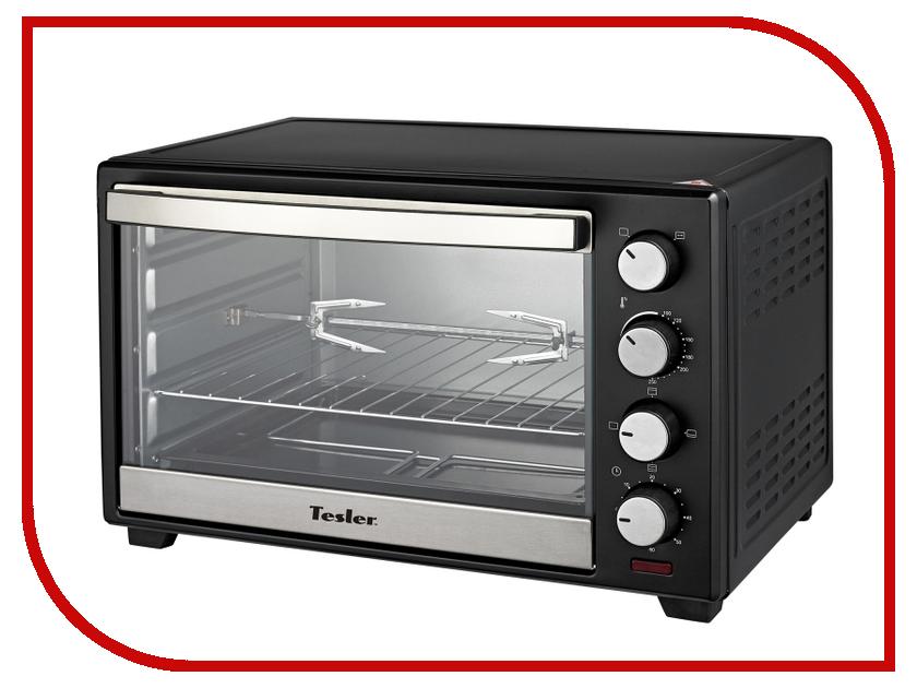 Мини печь Tesler EOG-3800 Black мини печь tesler eog 2900