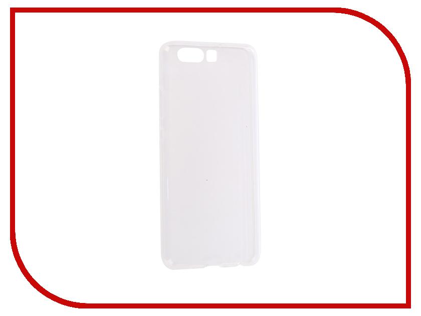 Аксессуар Чехол Huawei P10 iBox Crystal Silicone Transparent аксессуар чехол huawei honor 6x ibox crystal silicone transparent