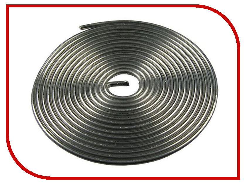 Припой ПМ ПОС-61 с канифолью 1м 2мм спираль PS-ПОС-40-2 цены онлайн