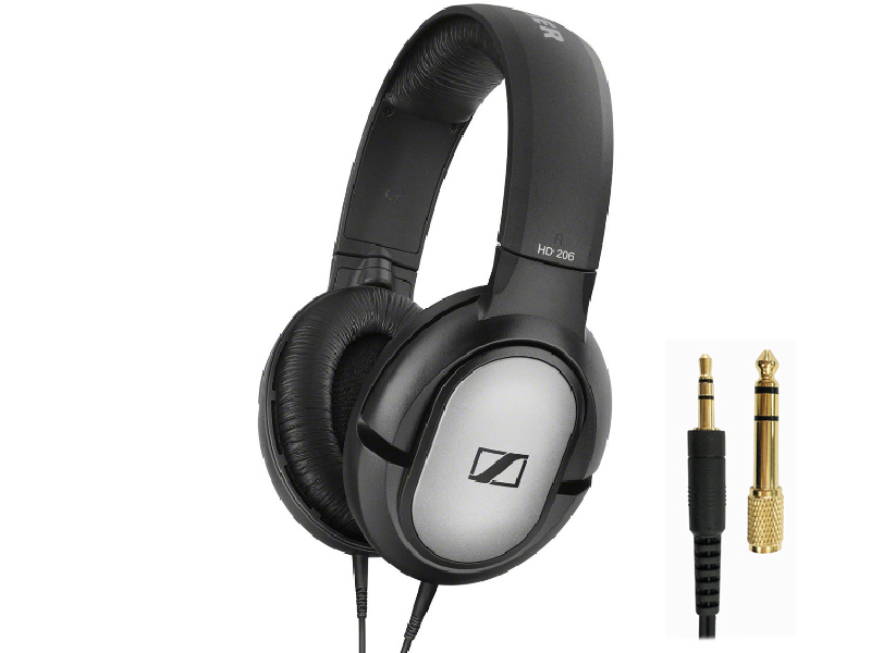 Sennheiser HD 206 Black