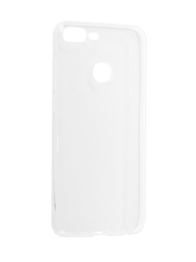 Чехол Zibelino для Honor 9 Lite Ultra Thin Case White ZUTC-HUA-HNR9-LIT-WHT