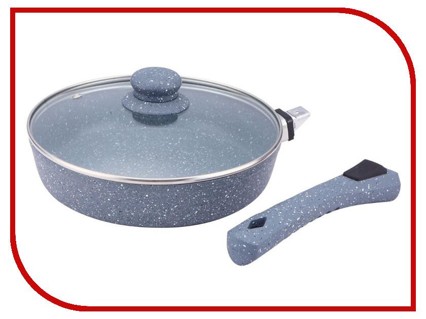 Сковорода Bekker 30cm BK-7927 сковорода pyrex 30cm et30bfx 6 1294222
