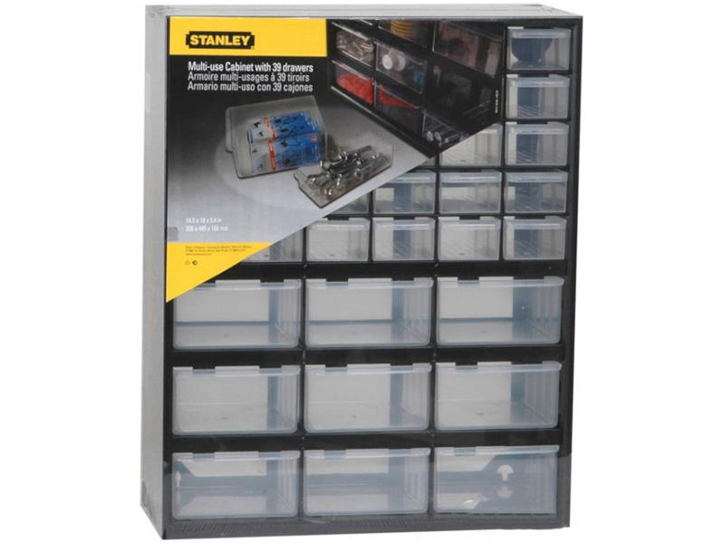Ящик для инструментов STANLEY 1-93-981 36.5x16x44.5 см органайзер stanley 39 отделений пластмассовый 1 93 981