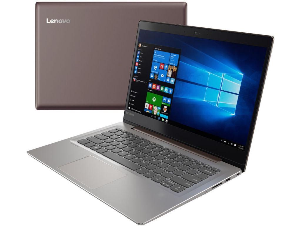 Ноутбук Lenovo IdeaPad 520S-14IKBR 81BL0094RU (Intel Core i5-8250U 1.6 GHz/8192/1000Gb/No ODD/nVidia GeForce MX130 2048Mb/Wi-Fi/Bluetooth/Cam/14.0/1920x1080/Windows 10 64-bit) цена