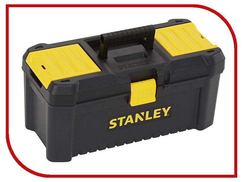 Ящик для инструментов Stanley Essential TB STST1-75517 ящик д инструмента stanley essential 16 195х406х205мм металлические замки