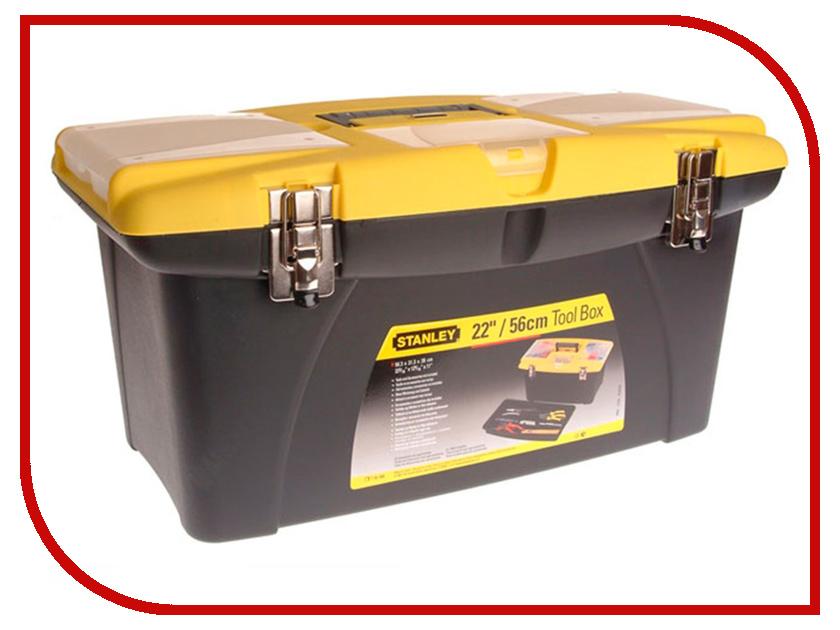 Ящик для инструментов Stanley Jumbo 1-92-908 ящик для инструменов stanley серия jumbo 19 с метал замками