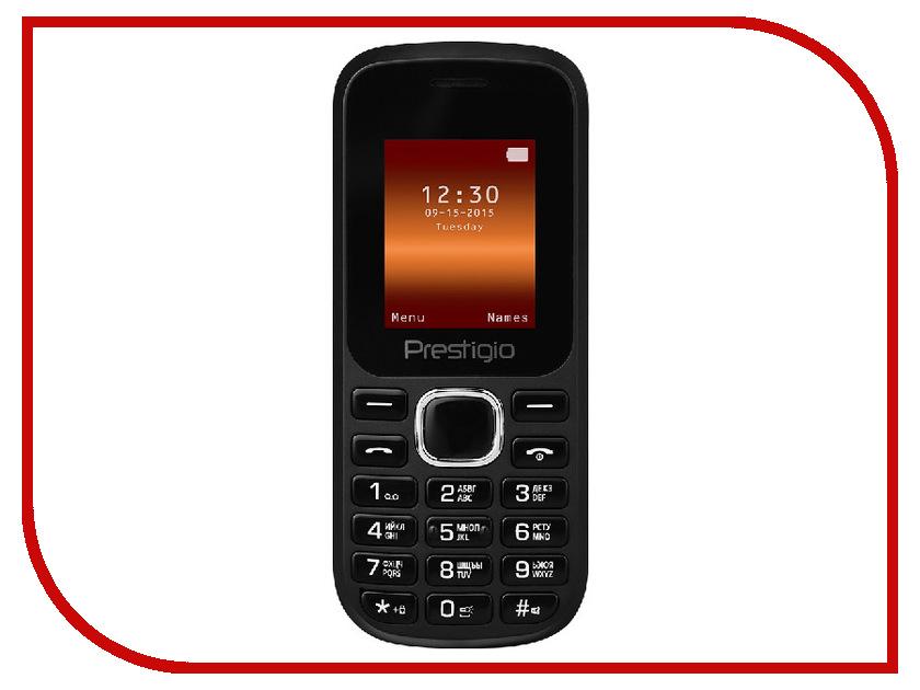 Сотовый телефон Prestigio Wize F1 Black