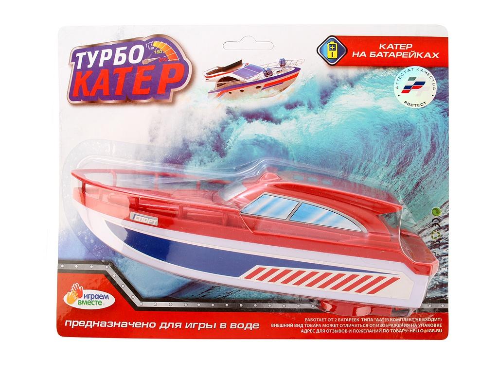 Лодка Играем вместе Катер X07004 B1280684-R1 лодка stellar катер анапа 1379