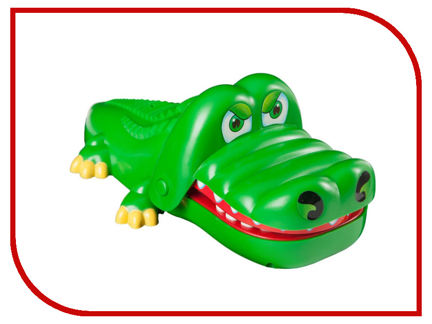 Настольная игра Играем вместе Зубастый крокодил B1600376-R