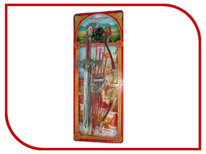 Игра Играем вместе Набор Три Богатыря B1512998-R три богатыря лук с одной стрелой три богатыря