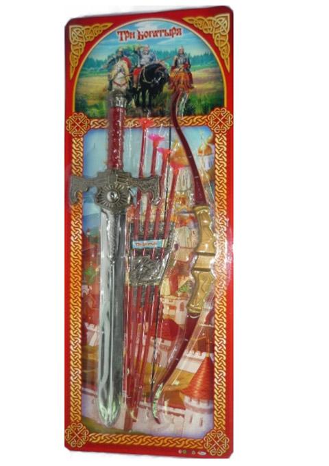 Игровой набор Играем вместе Три Богатыря B1512998-R