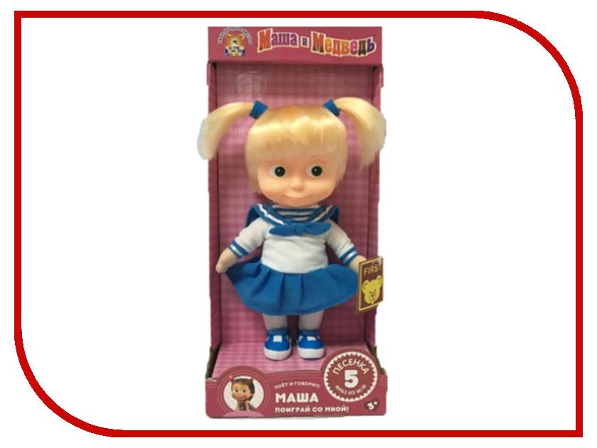 Игрушка Мульти-пульти Маша-морячка V92482/30AX мульти пульти мягкая игрушка маша 30 см со звуком маша и медведь мульти пульти