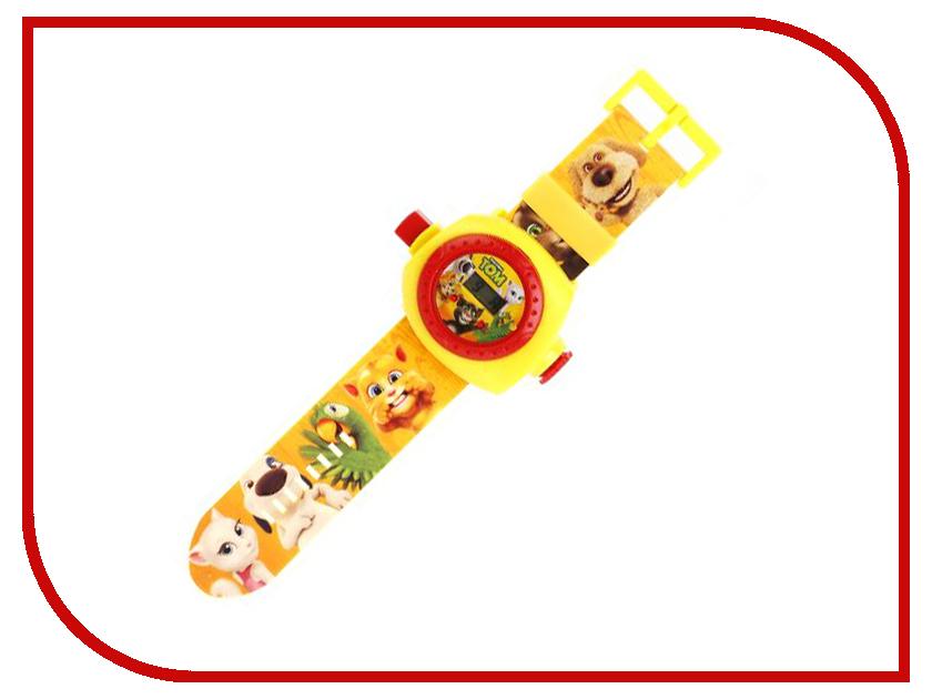 Игрушка Умка Часы Говорящий Том B1266129-R10 / 252469 рюкзак детский proff жесткий говорящий том 38 29 21 см с 1 отделением на замке