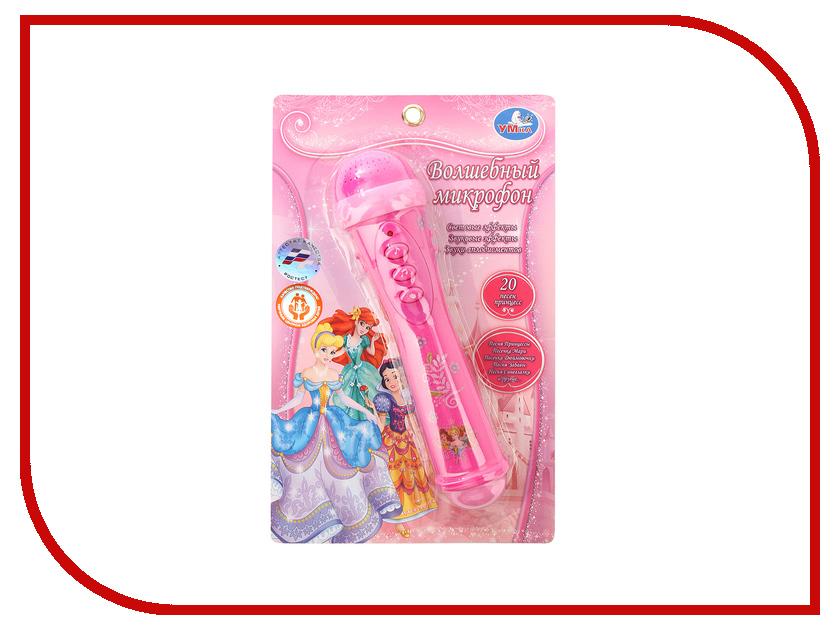 Детский музыкальный инструмент Умка Волшебный микрофон B1082812-R6 / 252751