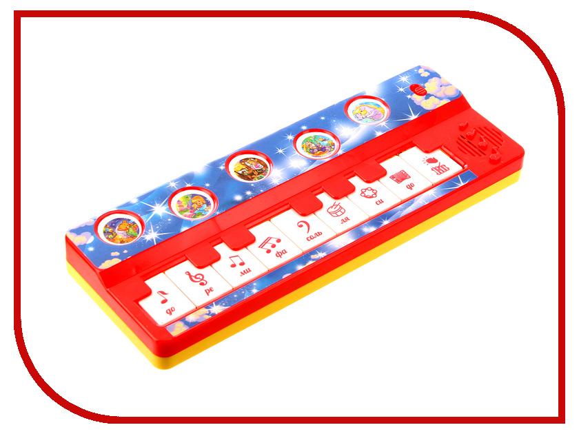Детский музыкальный инструмент Умка Электропианино B1517258-R11 / 253469 умка обучающий планшет winx club 60 программ умка