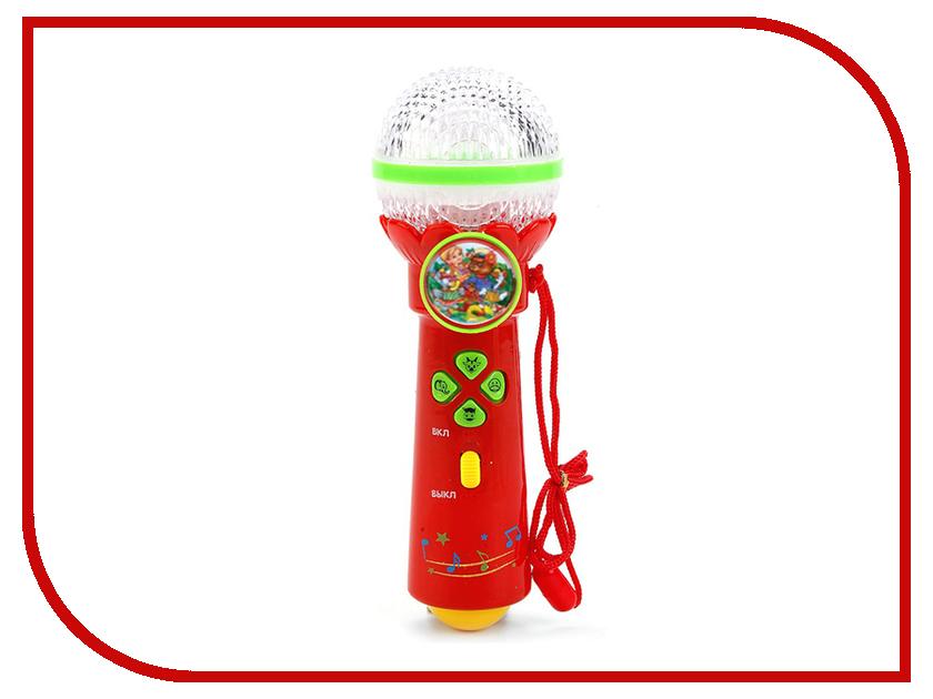 Детский музыкальный инструмент Умка Микрофон B1252960-R4 / 253140