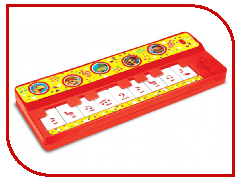 Детский музыкальный инструмент Умка Электропианино B1517258-R14 / 253472 умка обучающий планшет winx club 60 программ умка