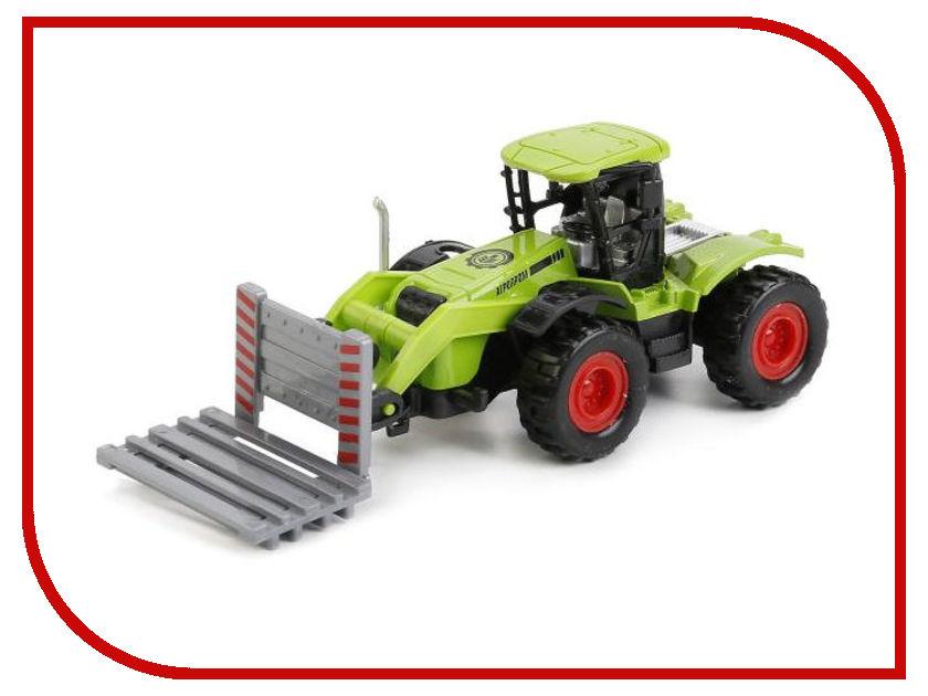 Игрушка Технопарк Сельхозтрактор 77035-R игрушка технопарк зил 130 бензовоз x600 h09131 r