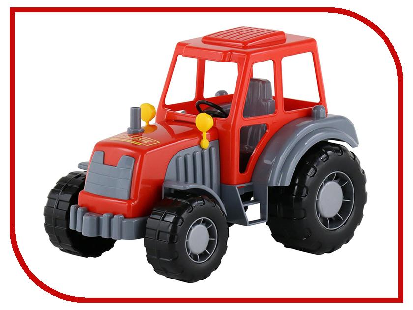 Игрушка Полесье Алтай Трактор 35325 игрушка полесье крепыш 44549