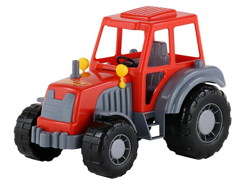 Игрушка Полесье Алтай Трактор 35325