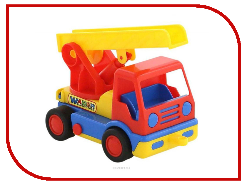 Машина Полесье Базик пожарный 38166 автомобиль пожарный полесье майк в коробке 61973