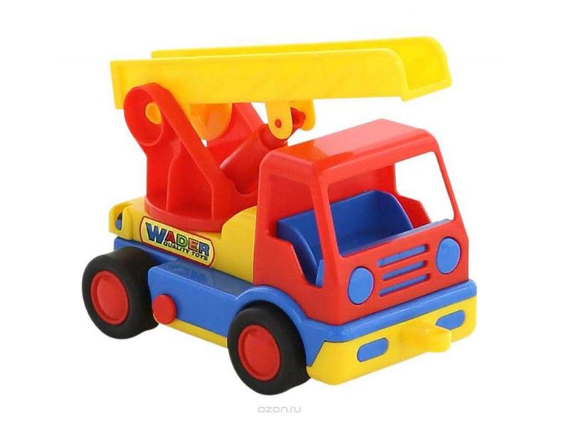 Игрушка Полесье Базик пожарный 38166 игрушка полесье корабль чайка 36964