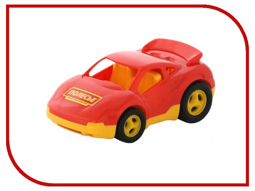 Машина Полесье Вираж Автомобиль гоночный 35127 полесье гоночный автомобиль торнадо цвет желтый
