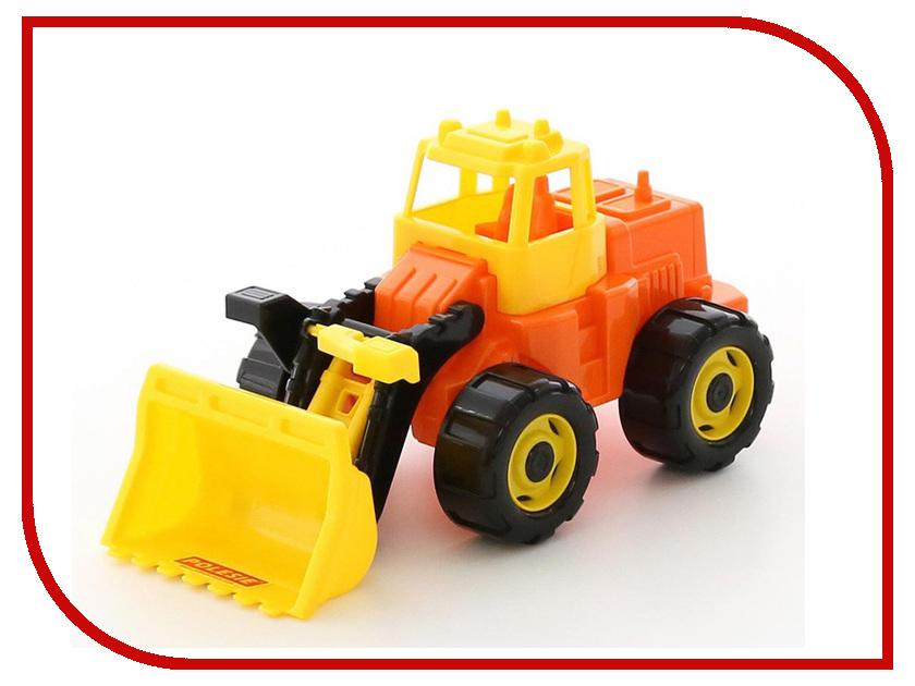 Машина Полесье Геракл Трактор-погрузчик 22370 машина детская полесье полесье набор автомобиль трейлер трактор погрузчик