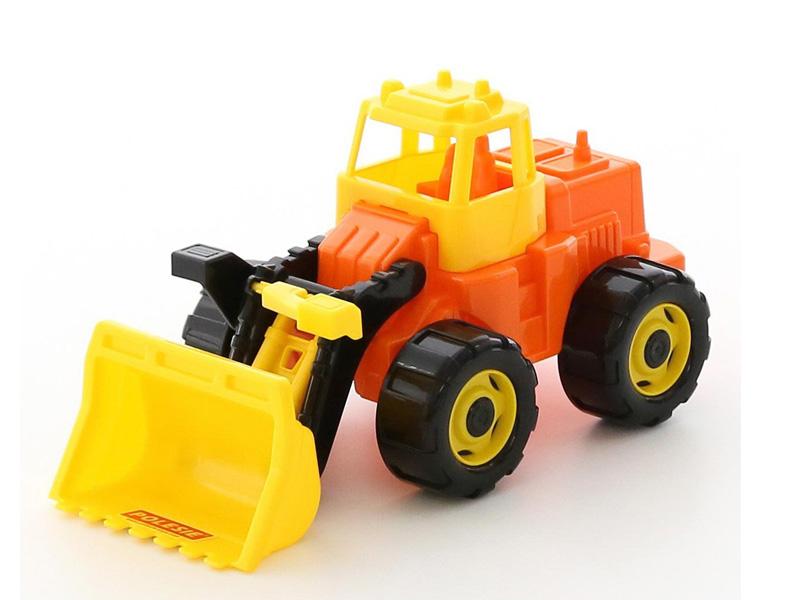 Игрушка Полесье Геракл Трактор-погрузчик 22370