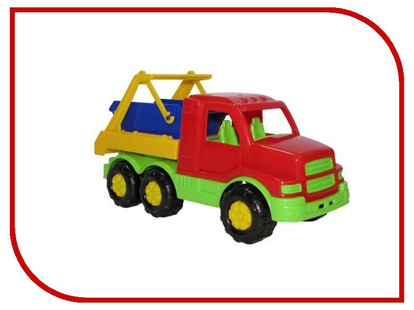 Машина Полесье Гоша коммунальная спецмашина 35233 легковой автомобиль полесье жук 0780