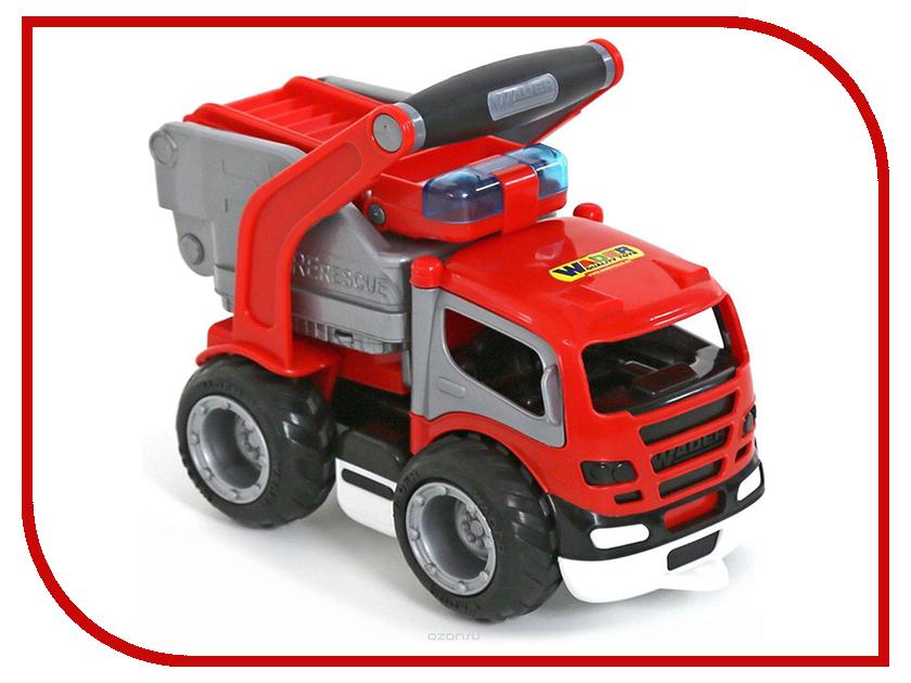 Машина Полесье ГрипТрак пожарный 0872 автомобиль пожарный полесье майк в коробке 61973