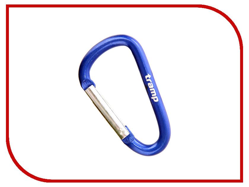 Tramp TRA-006 Blue концевики дуг tramp цвет металл диаметр 8 5 мм 10 шт tra 014