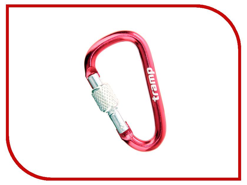 Tramp TRA-059 Red концевики дуг tramp цвет металл диаметр 8 5 мм 10 шт tra 014