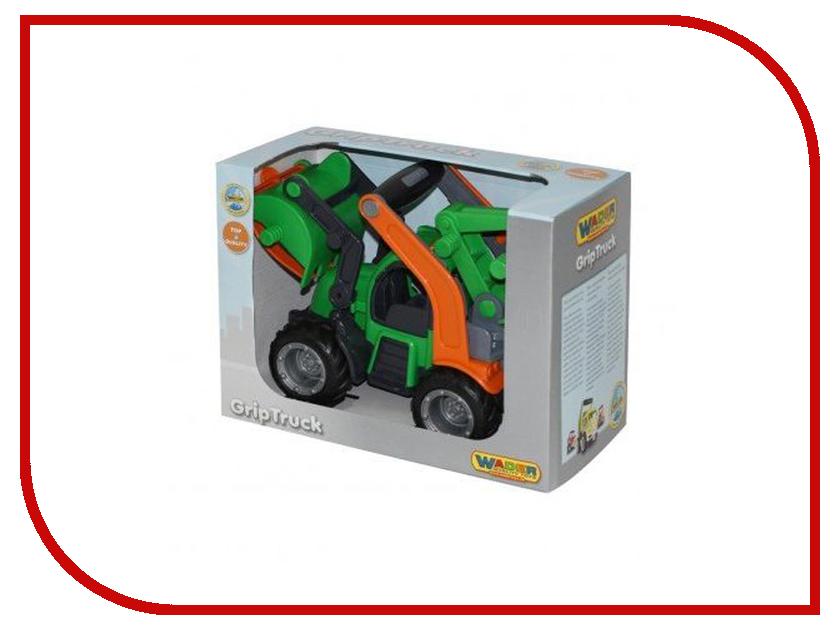 Машина Полесье ГрипТрак трактор-погрузчик 48387 машина детская полесье полесье набор автомобиль трейлер трактор погрузчик