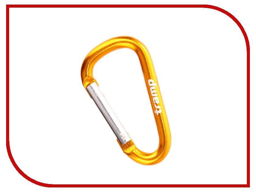 Tramp TRA-058 Yellow концевики дуг tramp цвет металл диаметр 8 5 мм 10 шт tra 014