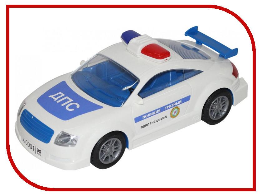 Машина Полесье ДПС Грозный 56481 полесье автомобиль дпс волгоград