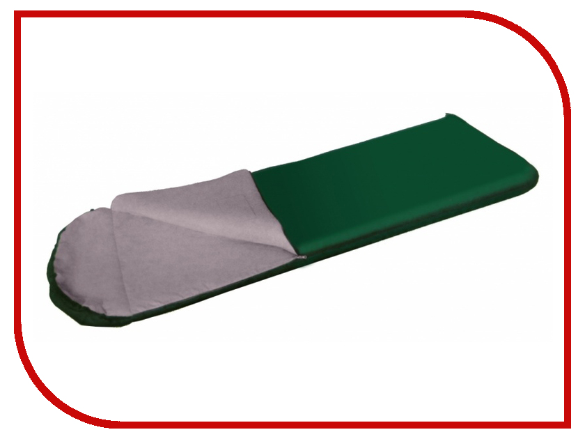 Cпальный мешок Tramp Baikal 200 Green TRS-021