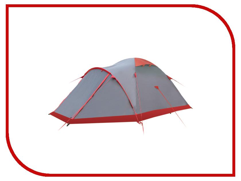 Палатка Tramp MOUNTAIN 3 Alu цена и фото