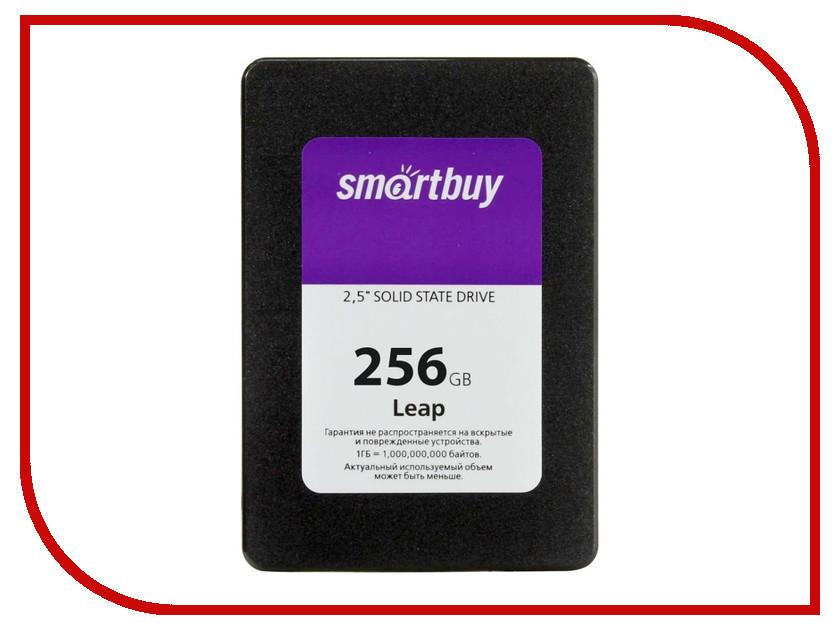 Жесткий диск 256Gb - SmartBuy Leap SB256GB-LP-25SAT3 жесткий диск 512gb smartbuy climb sb512gb clb 25sat3