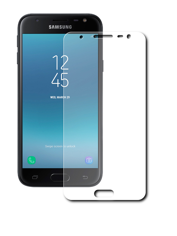 Аксессуар Защитное стекло LuxCase для Samsung Galaxy J3 2017 0.33mm 82231