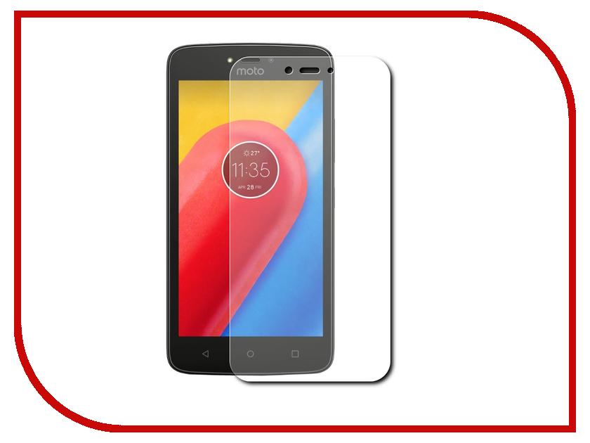 Аксессуар Защитное стекло Motorola Moto C LuxCase 0.33mm 82278