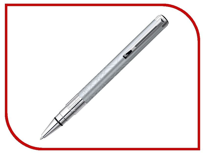 Ручка Waterman Perspective Silver CT S0831320 waterman шариковая ручка waterman s0831320