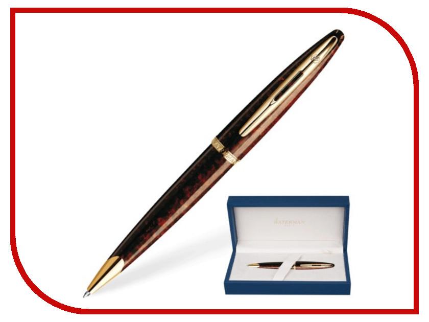 Ручка шариковая Waterman Carene Marine Amber GT S0700940 ручка waterman s0952360